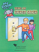 My Book About Being an Energy Saver