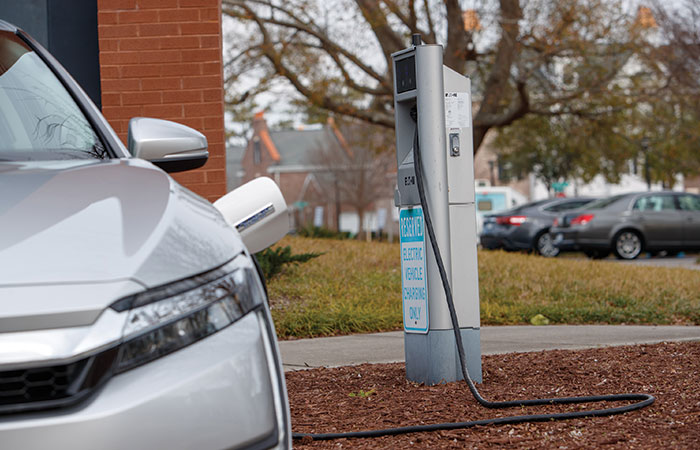 Rebates For Electric Vehicle Chargers