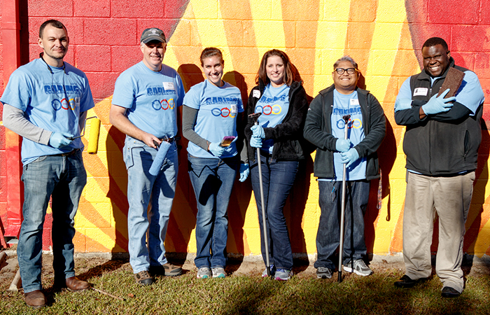United Way - Day of Caring