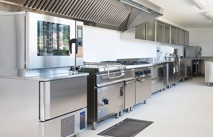 Commercial Refrigeration and Kitchen Equipment