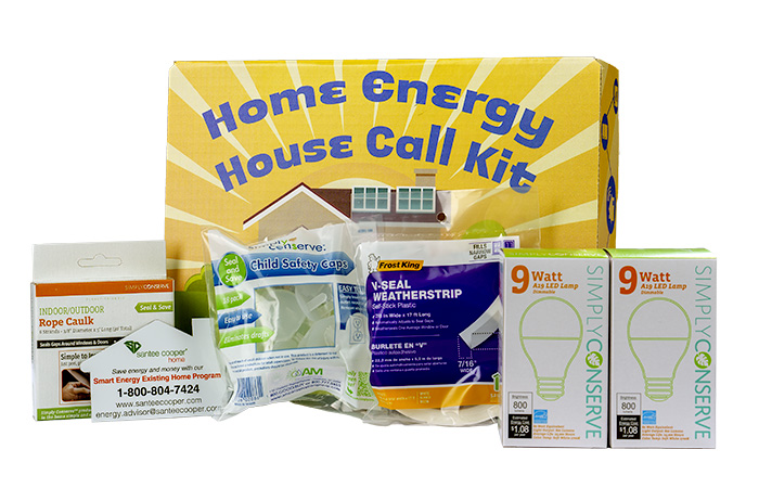 Save Energy & Money For My Home